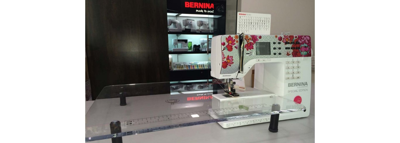 BERNINA India Computerised Sewing Machine BERNINA Special Edition Beauteous Bernina Sewing Machine India