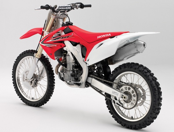 2012 Honda Crf450r Motocross Specifications