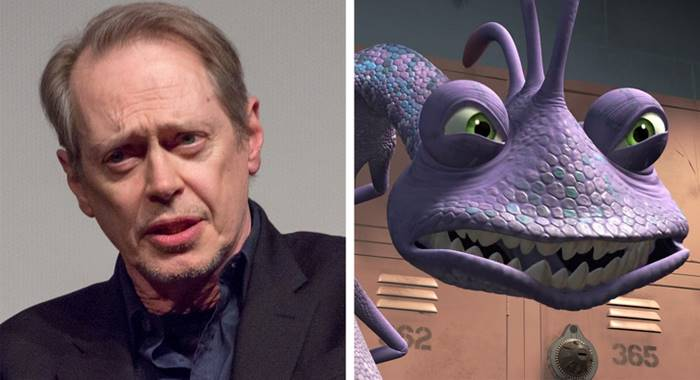 Randall, Monsters, Inc. Voice