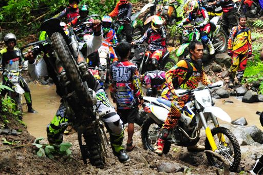 selayar, Sukses Tanadoang One Day , Trail Adventure 2016