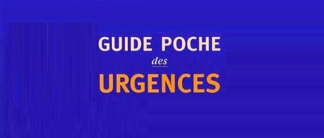 Guide de Poche des Urgences PDF