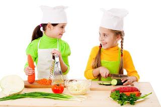Dzieciaki w kuchni!