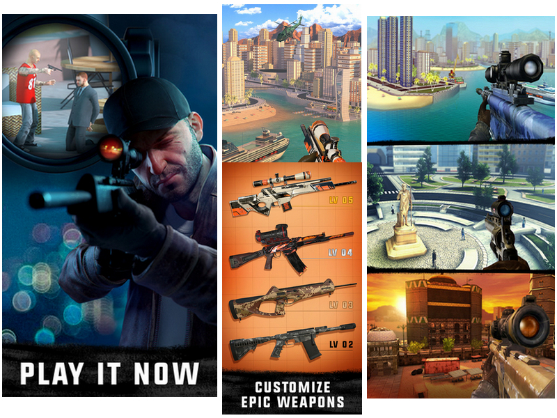 Best Free FPS and Shooting Games for Android offline