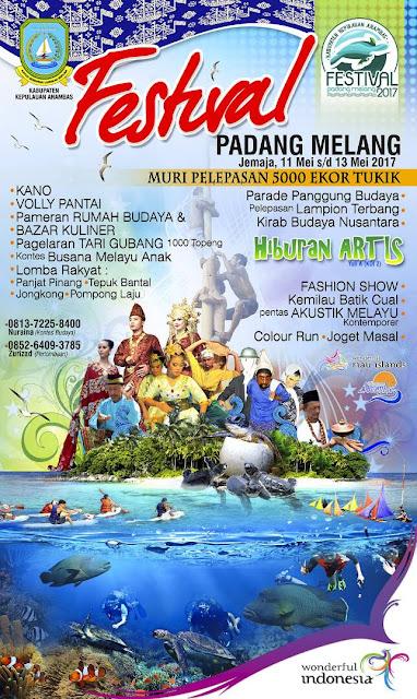 Festival Padang Melang 2017