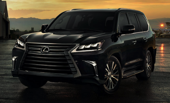 2018 Lexus LX 570 Review Design Release Date Price And Specs