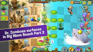 Plants vs Zombies Apk Data Terbaru