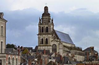 Blois, Catedral de St. Louis.
