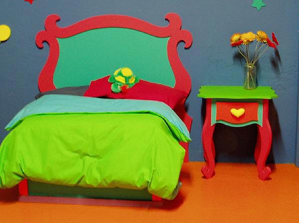Twin Bed Drawer Storage