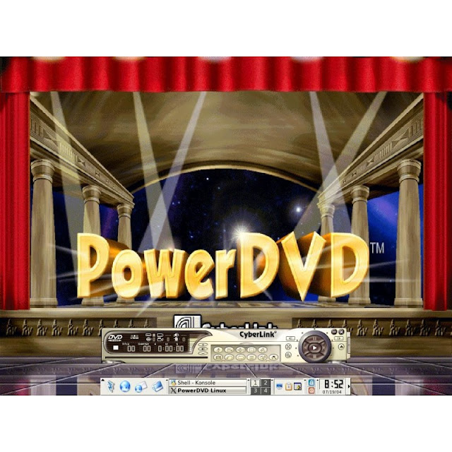 CYBERLINK POWER DVD Cover Photo