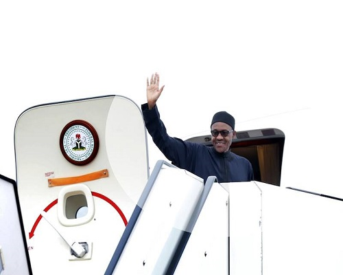 Buhari Leaves For London To Rest, Return Date Unknown