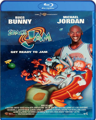 Space Jam [1996] [BD25] [Latino]