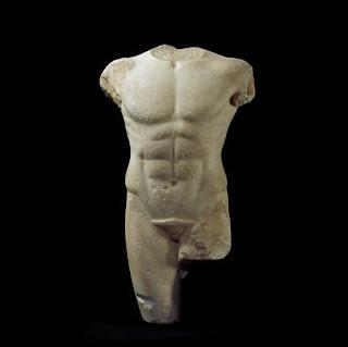torso de Apolo arcaico