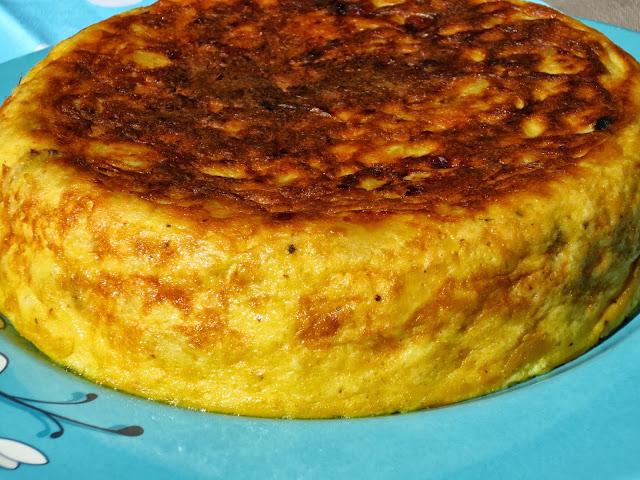 Tortilla de patata Ana Sevilla