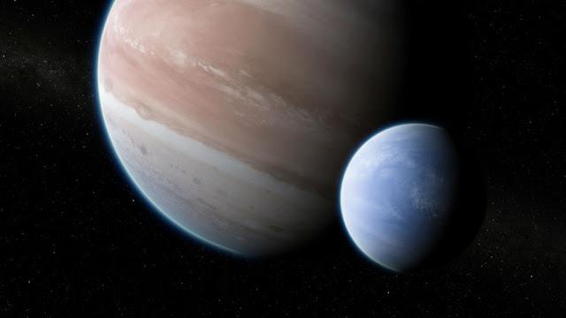 Τεράστιο το πρώτο εξωφεγγάρι που ανακαλύφθηκε