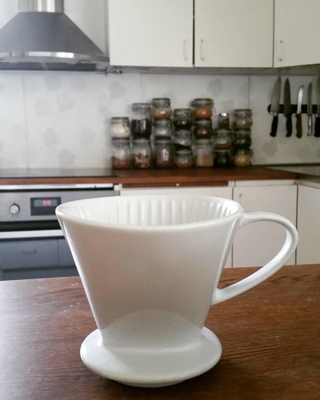 avkalkning kaffebryggare