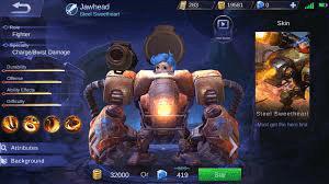 Mengenal Jawhead, Hero Fighter Baru Mobile Legends