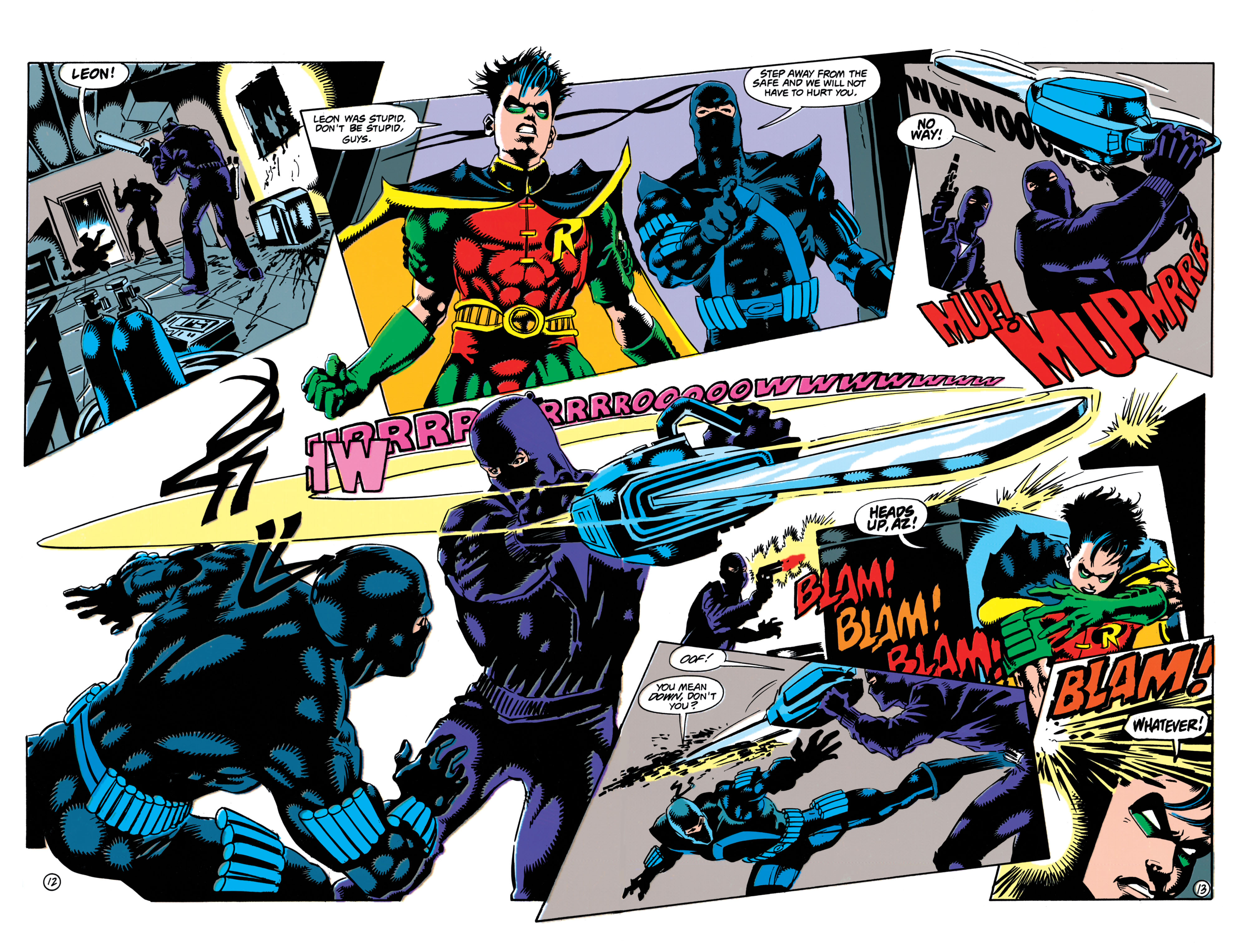 Detective Comics (1937) 657 Page 12