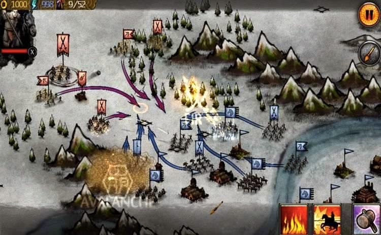 Autumn Dynasty - Best Strategy games for android