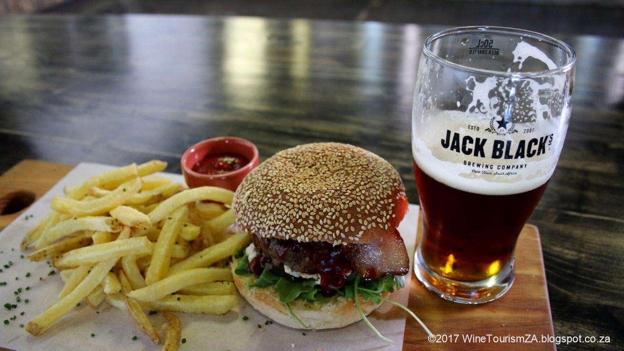 Black jack beer south africa