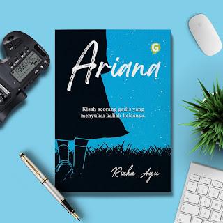 Rizka Ayu Penulis Buku Ariana yang Berasal dari Kadungora