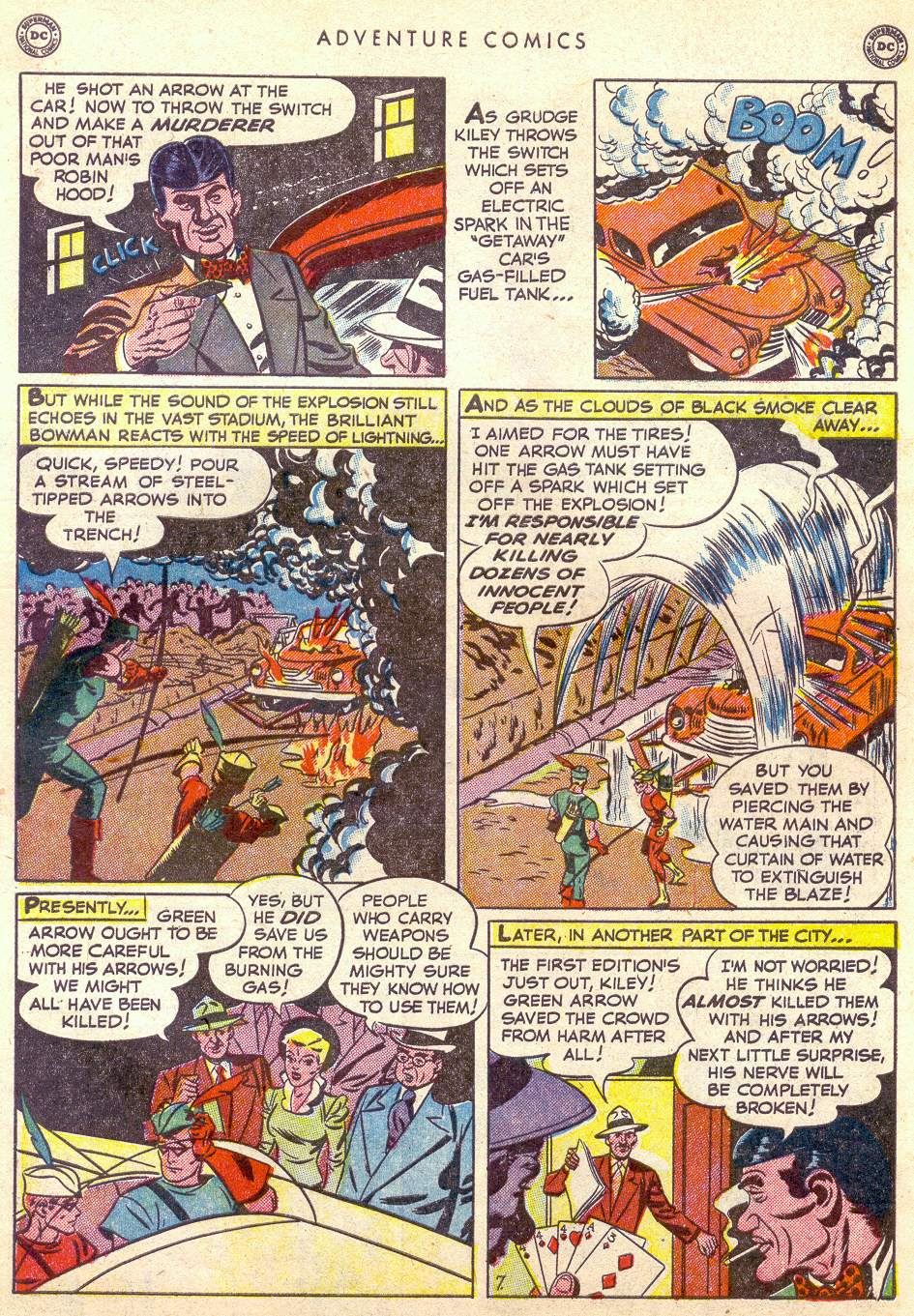 Read online Adventure Comics (1938) comic -  Issue #161 - 45