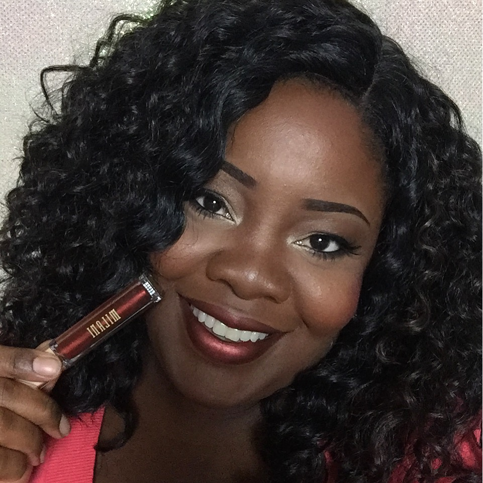Brown Matte Lipstick For Dark Skin