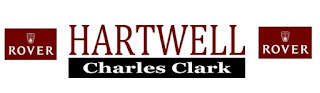 Hartwell Charles Clark window sticker