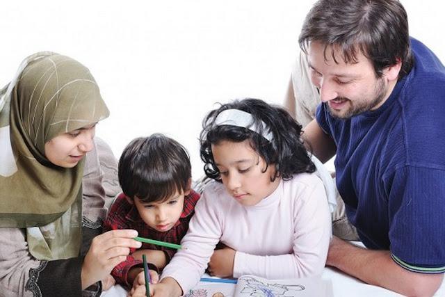 Tips Terbaik Anak Menjadi Patuh,Baik,Taat Dan Religius