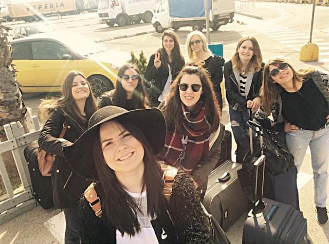 Εκπαιδευτική εκδρομή 8 νέων στην Ιταλία με το «ΟΡΑΜΑ ΘΕΣΠΡΩΤΙΑΣ» και τον Πολιτιστικό Οργανισμό Γλυκής - Ποταμιάς