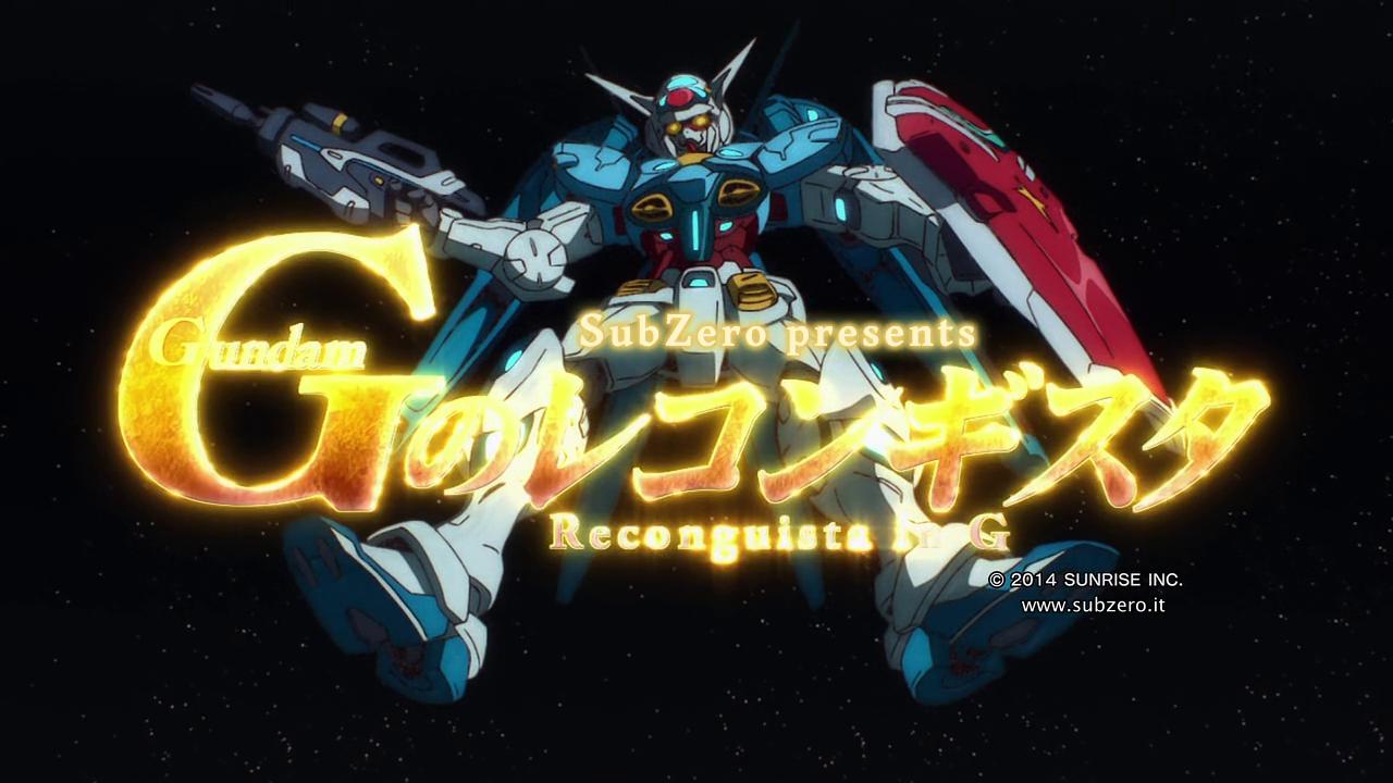 Resoconto Gundam Reconguista in G ep 04