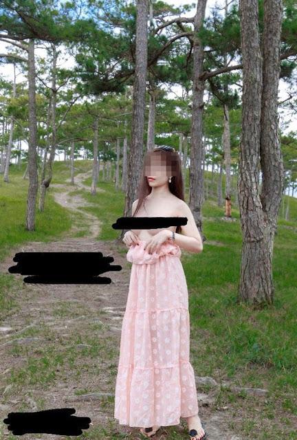 Thêm một cố gái cởi hết đồ ở Đà Lạt khoa thân hình nóng bỏng
