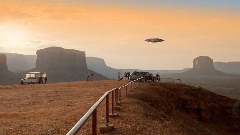 Fakta di Balik Area 51 yang Misterius Akhirnya Terungkap