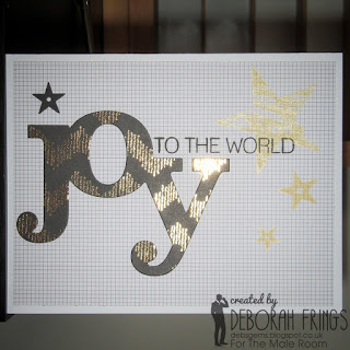 Joy to the World sq - photo by Deborah Frings - Deborah's Gems