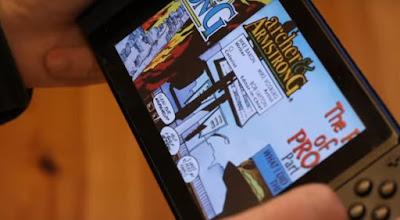 Cómo leer cómics Valiant en Nintendo Switch: descubre InkyPen