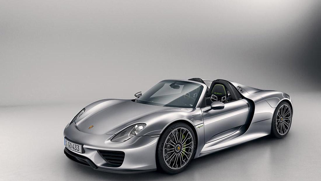 918 spyder 2014 porsche ag Τα 7 super sport αυτοκίνητα της Porsche απο το 1953 μέχρι σήμερα Classic, Porsche, Porsche 550 Spyder, Porsche 904 Carrera GTS, Porsche 911 GT1, Porsche 911 Turbo, Porsche 918 Spyder, Porsche 959, Porsche Carrera GT