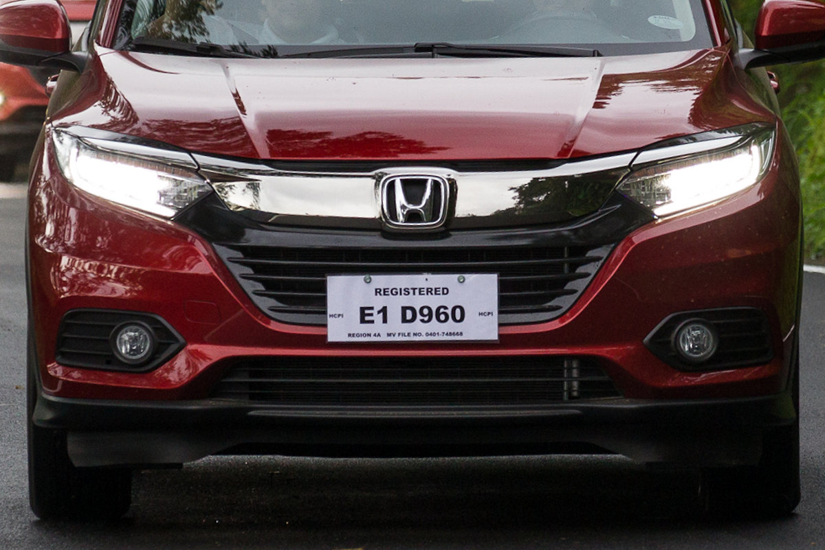 LTO Mandated Temporary Plates Needed for Registration Renewal