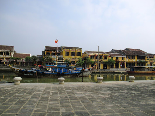 VIETNAM TRIP - DAY 5 - HOI AN OLD CITY