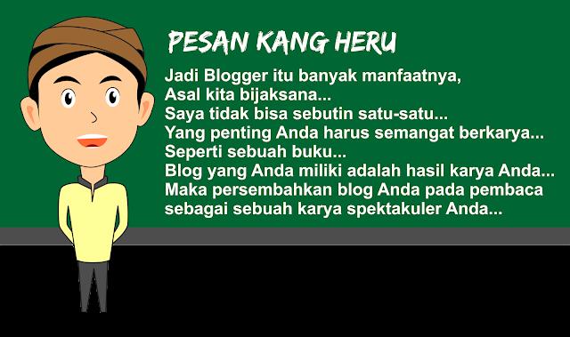 Manfaat dan Keuntungan Menjadi Blogger
