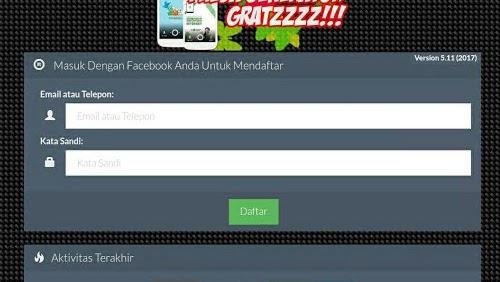 Kumpulan Script Phising Terbaru Script Phising Facebook Generator Pulsa Wakil Ilmu