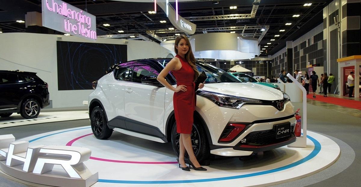 Toyota Ikut Ramaikan Ajang Pameran Otomotif IIMS 2018