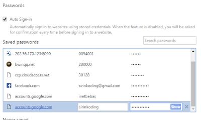 Cara Melihat Password Pada Browser 11