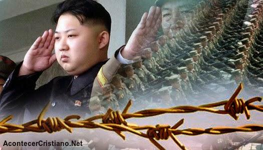 Campos de concentración en Corea del Norte