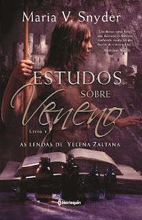 Resenha - Estudos Sobre Veneno, editora Harlequin