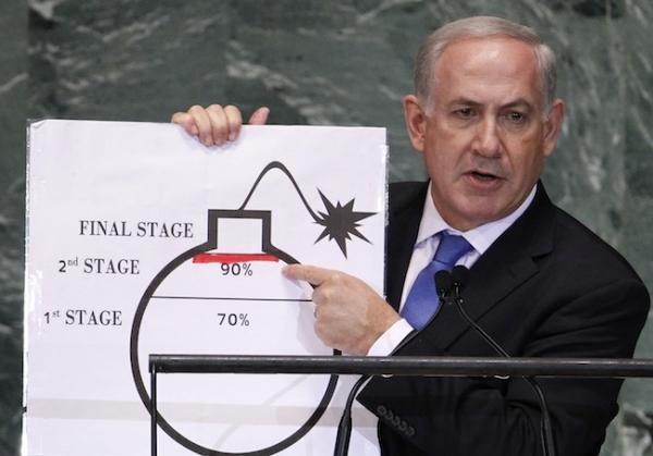 Image result for netanyahu warmonger
