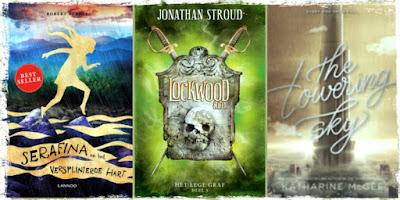 Robert Beatty, Jonathan Stroud, Katharine McGee, LS, Lannoo, Moon