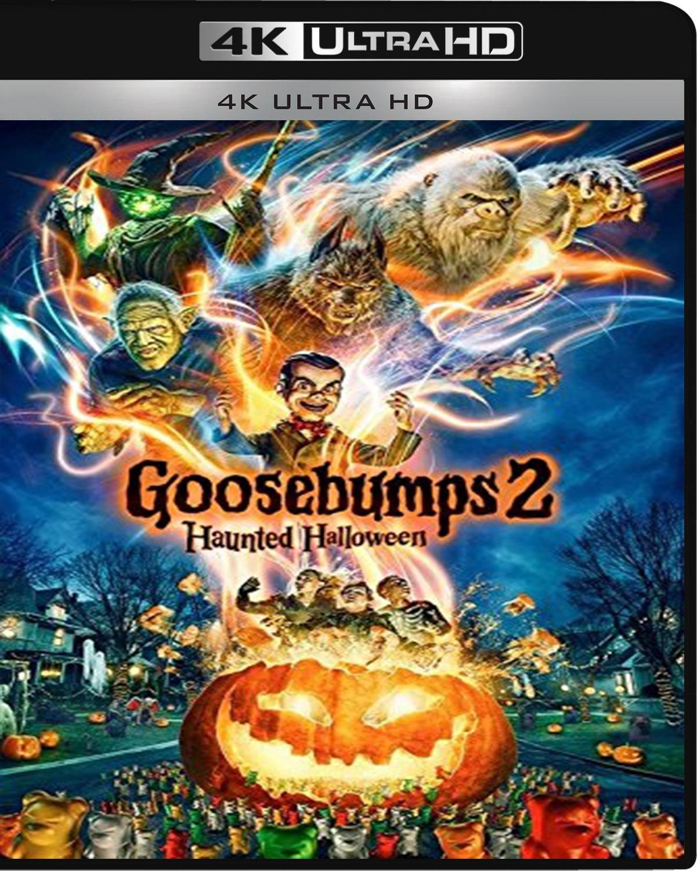Goosebumps 2: Haunted Halloween [2018] [UHD] [2160p] [Latino]