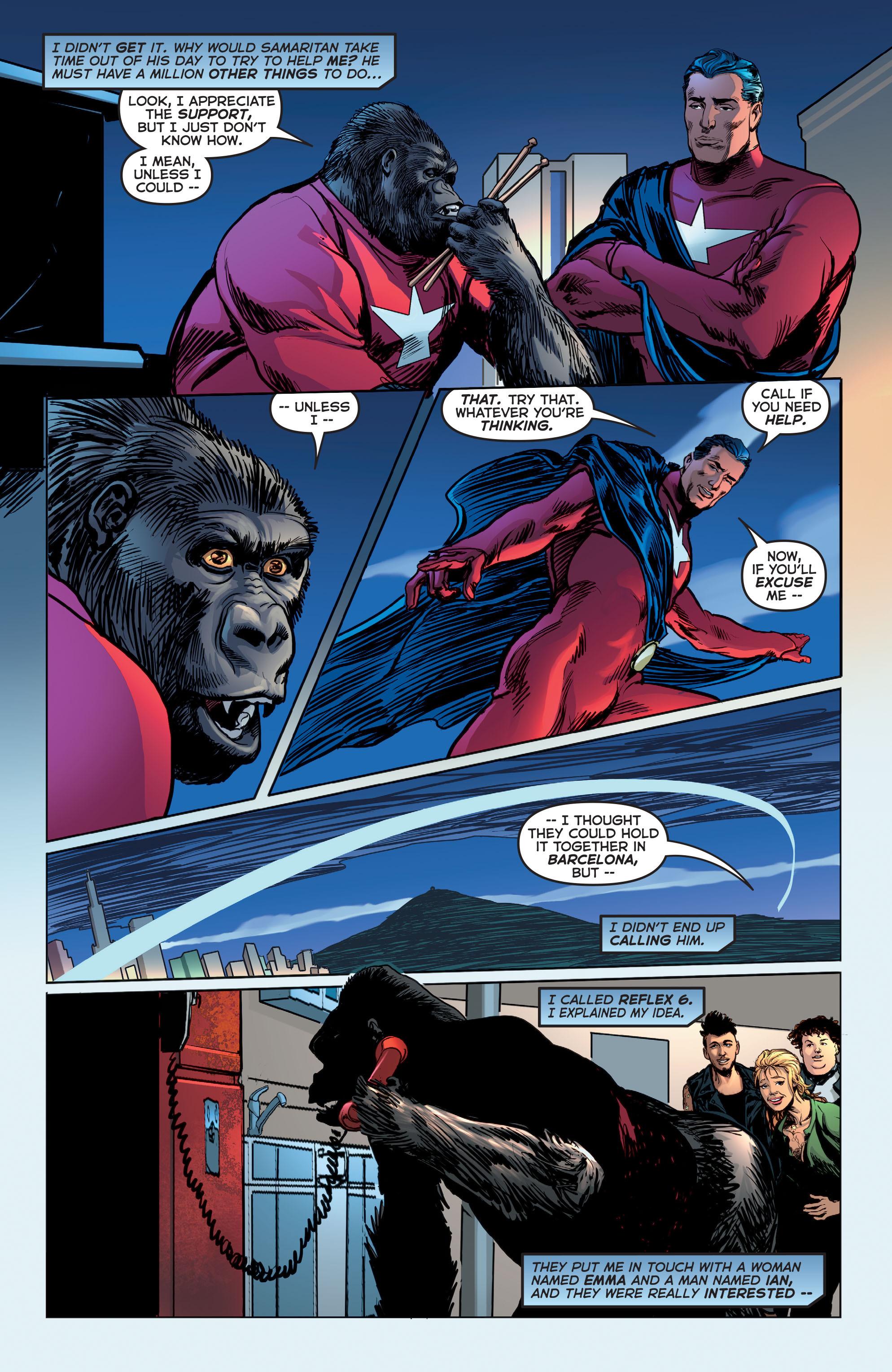 Read online Astro City comic -  Issue #24 - 18