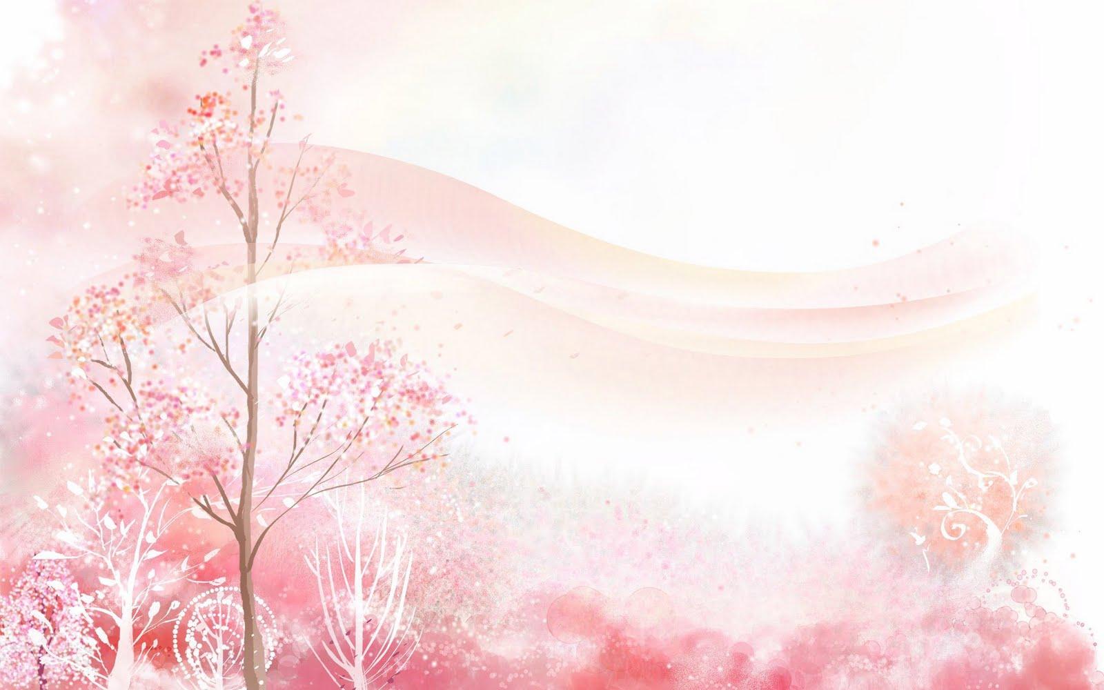 gambar dunia kartun fantasi yang cantik cantik