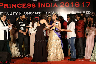 John Aham, Bhagyashree, Subhash Ghai and Amyra Dastur Attends Princess India 2016 17 Part2 004.JPG