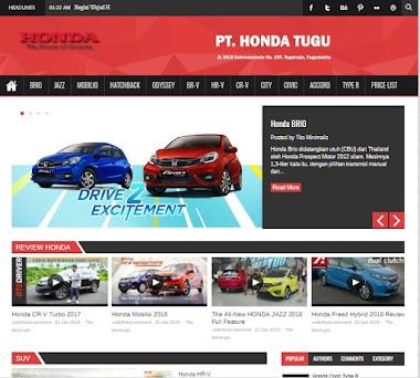 Honda Tugu Jogja